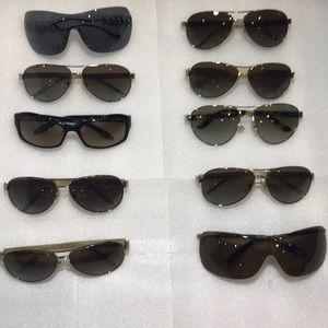 Lot #7 of 10 Ralph Lauren Sunglasses